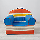 Executive Bold Stripe Nod Chair(Includes Cover and Insert)