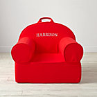 Personalized Executive Red Nod Chair(Includes Cover and Insert)