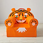 Executive Tiger Animal Nod Chair(Includes Cover and Insert)
