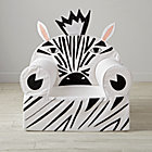 Executive Zebra Animal Nod Chair(Includes Cover and Insert)