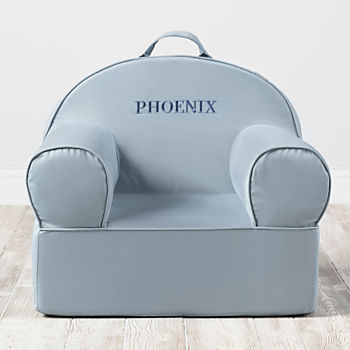 Personalized Executive Nod Chair (Lt. Blue)