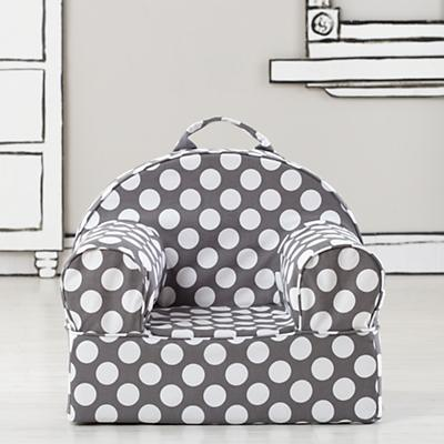 Entry Level Nod Chair Cover (Grey Dot)