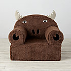 Moose Nod Chair Cover