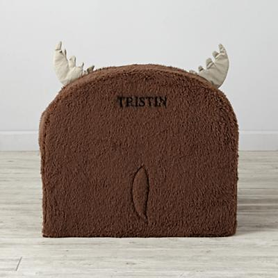 Executive Moose Personalized Nod Chair