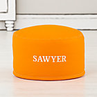 Orange Personalized One-Seater(includes cover and insert)