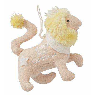 Ornament_Babys_First_2016_Lion_LL