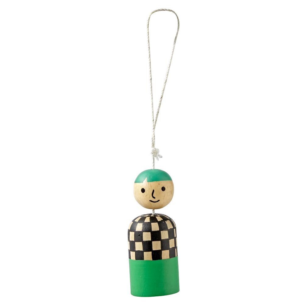 Christmas Company Boy Ornament