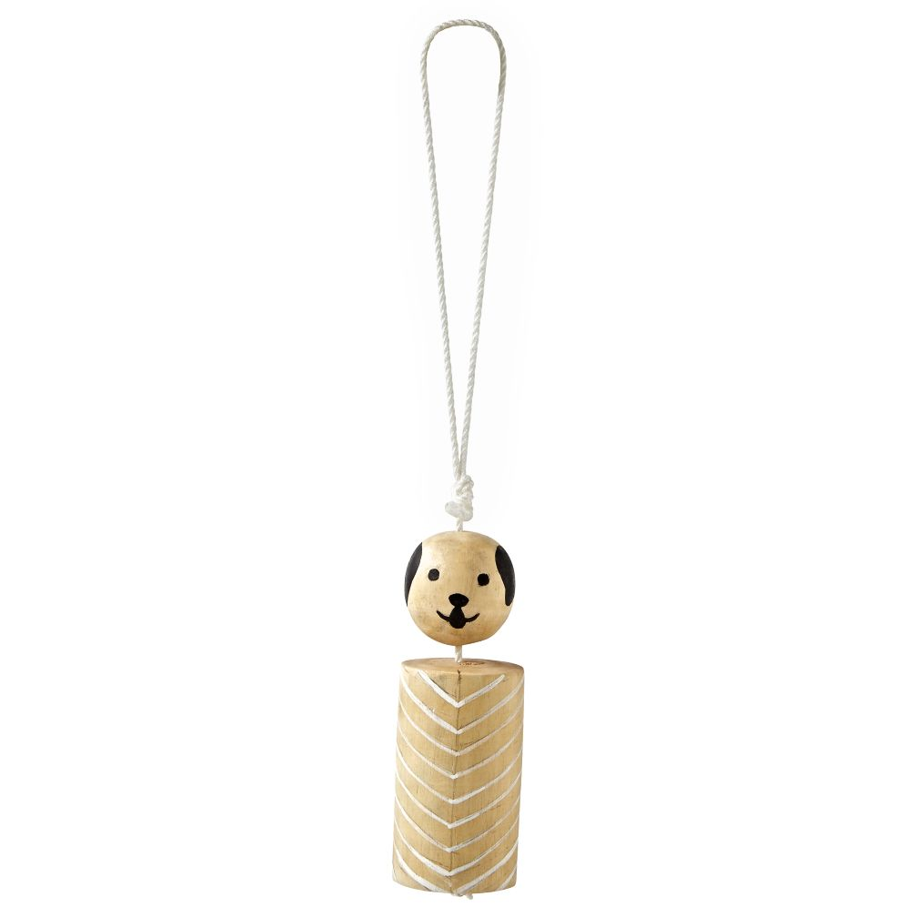 Christmas Company Dog Ornament