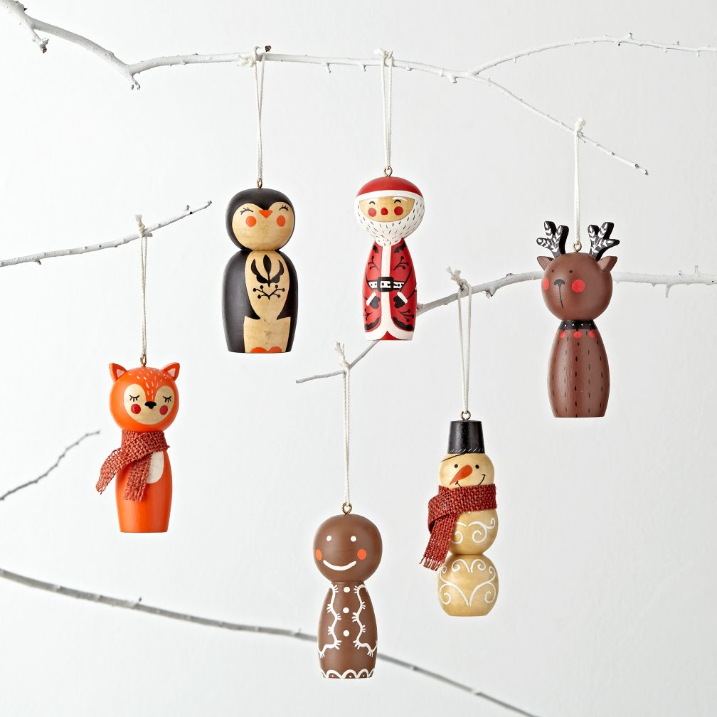 Christmas Crew Ornaments