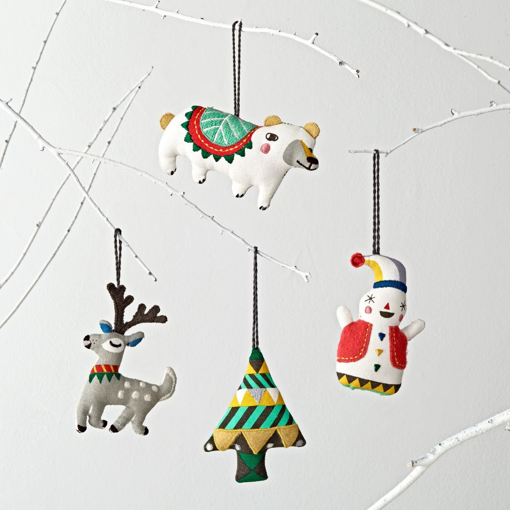 Good Cheer Ornaments