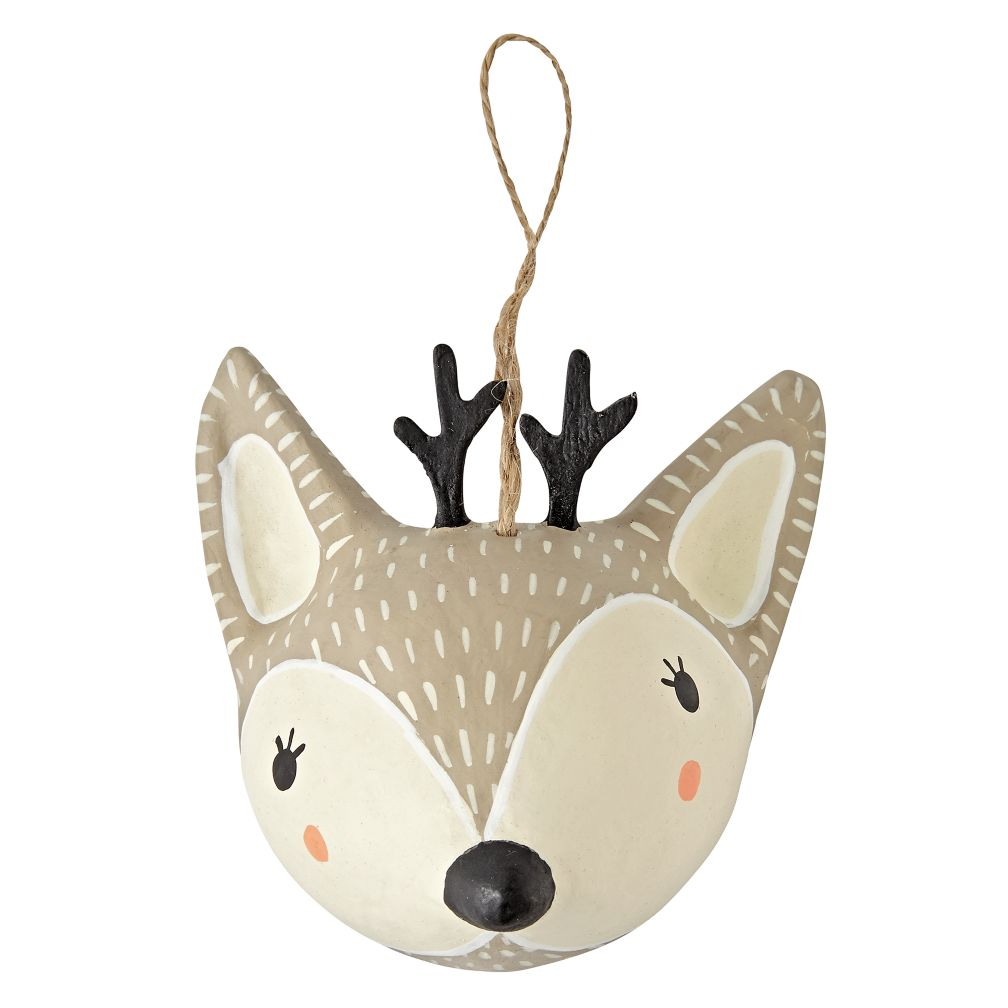 Merry Meadow Deer Ornament