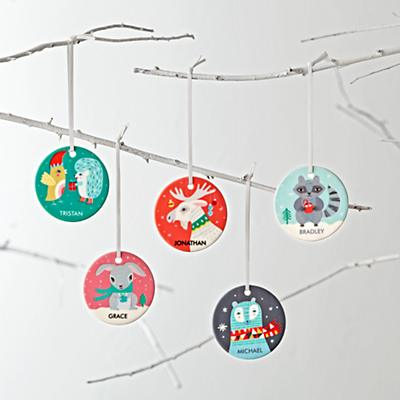 You Name It Ornament by Sarah Walsh