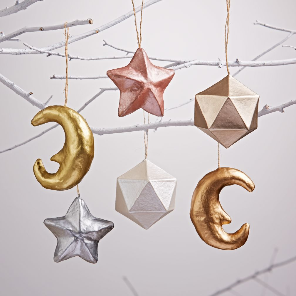 Nightfall Ornaments (Set of 6)