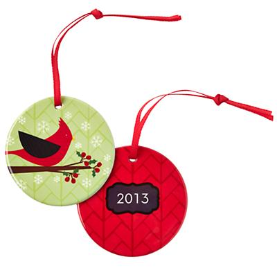 You Name It Ornament by Stacy Amoo-Mensah (Holiday Bird)