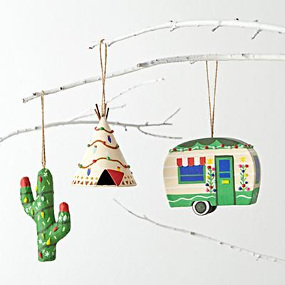 Palm Desert Ornaments