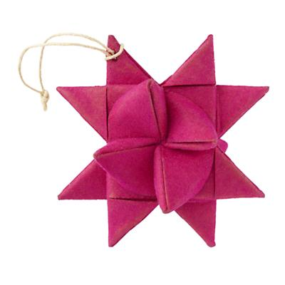 Pink Supernova Ornament