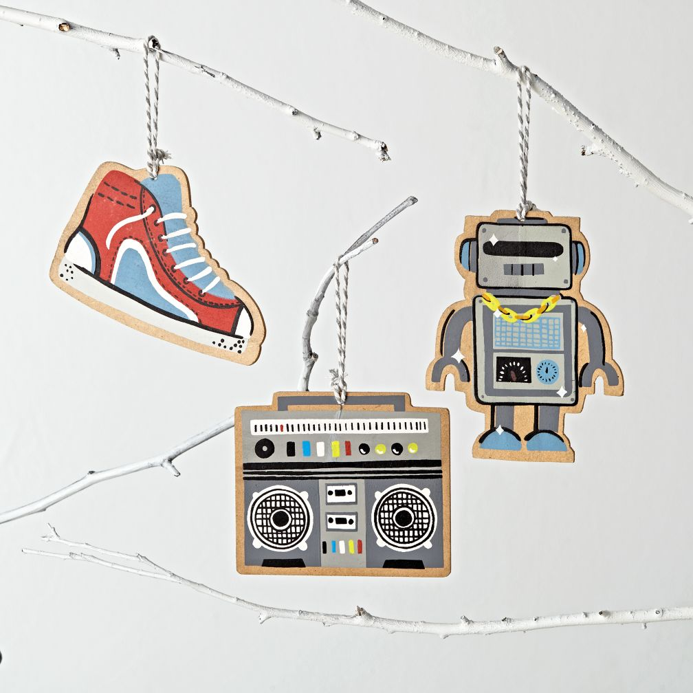 Rad Tidings Ornaments