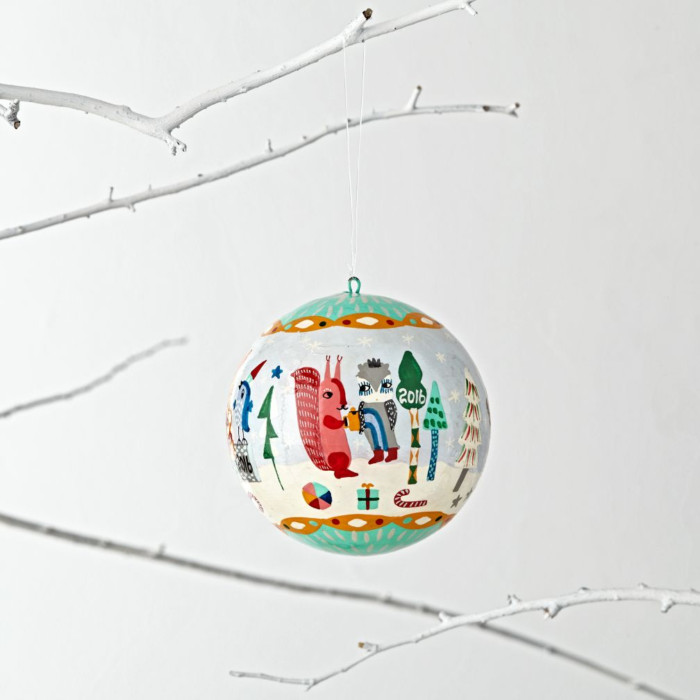 A Very Good Year 2016 Ornament