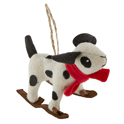 Woodland Prep Ornament (Dalmation)