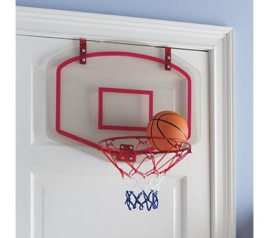 Better basketball - Garbage can basketball hoop ...