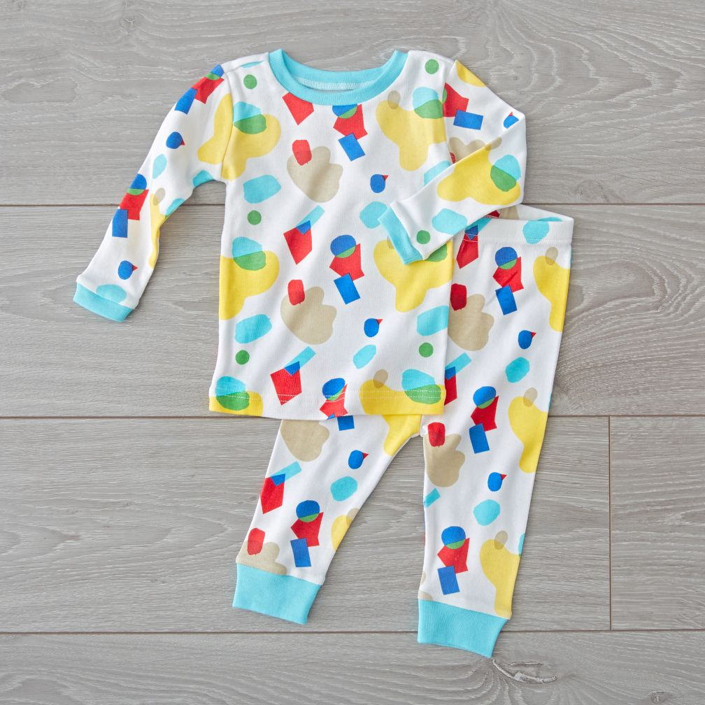 Organic Toddler Pajamas