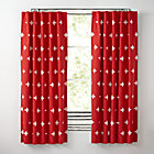 """63"""" Red Positive Blackout Curtain(Sold Individually)"""