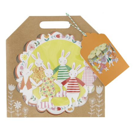 Land of Nod Easter Party items by Meri Meri are so adorable. Table decorations, cupcake liners and toppers & so much more - buy one or buy all in a kit. 13