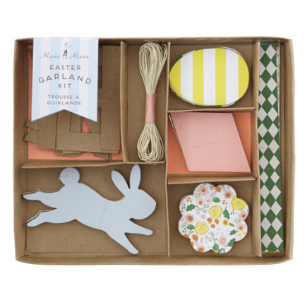 Land of Nod Easter Party items by Meri Meri are so adorable. Table decorations, cupcake liners and toppers & so much more - buy one or buy all in a kit. 4