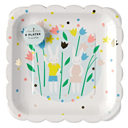 - Easter Large Plates (Set of 8)