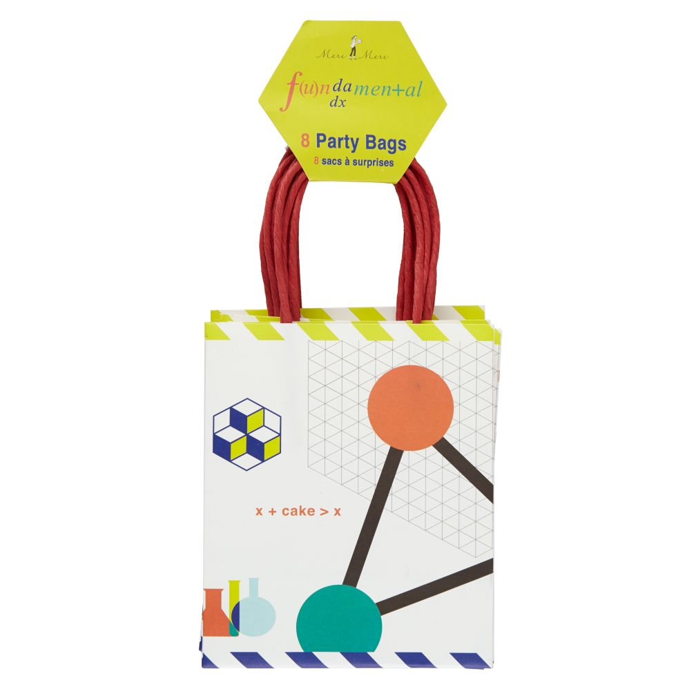 Fundamental Party Bags (Set of 8)