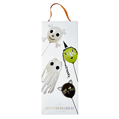 Halloween Balloon Kit (Set of 4)