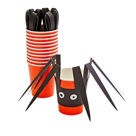 - Halloween Party Cups Set/12