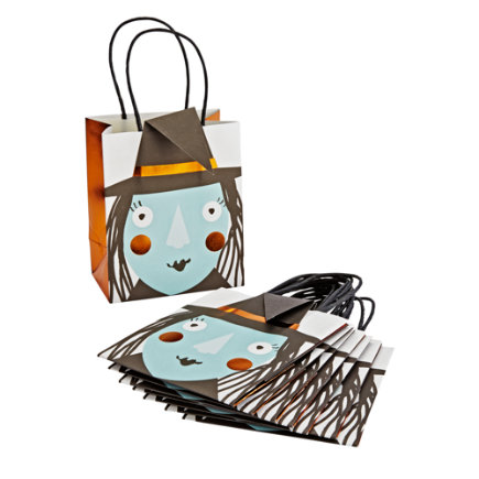 - Halloween Party Bags Set/8