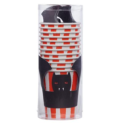 Halloween Party Cups (Set of 12)