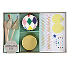 Set of 24 Harlequin Party Cupcake Kit