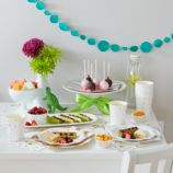 Toot Sweet Silver and Gold Party Collection