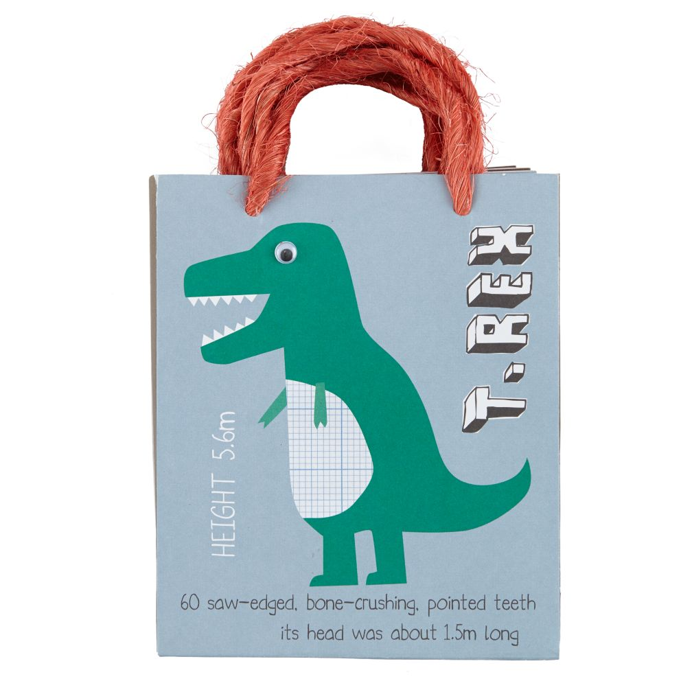 Roarrrr! Dinosaur Party Bags