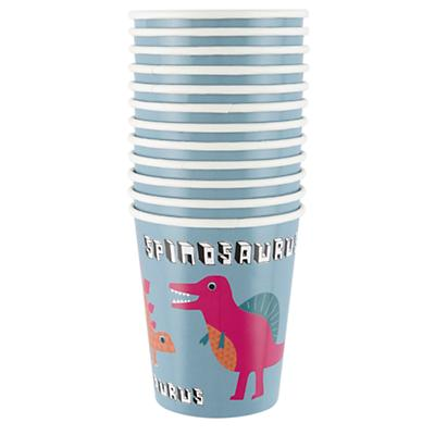 Roarrrr! Party Cups (Set of 12)