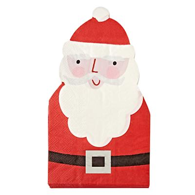 Party_Santa_Die_Cut_Napkins_LL
