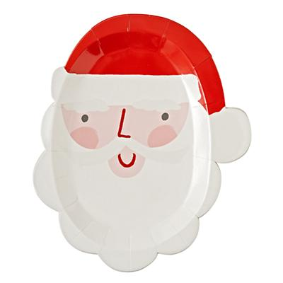 Party_Santa_Die_Cut_Plates_LL