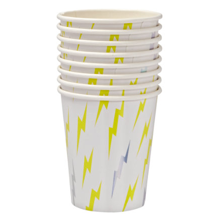 Superhero Party Cups (Set of 8)