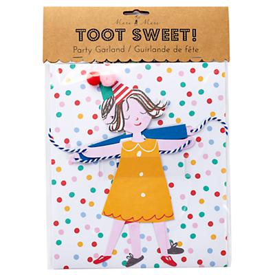 Toot Sweet Children's Garland