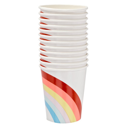 Unicorn Party Cups (Set of 12)