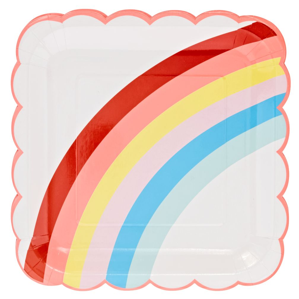 Unicorn Large Plates (Set of 12)