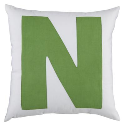 "ABC ""N"" Pillow"