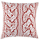 Rope Throw Pillow (Includes Cover and Insert)