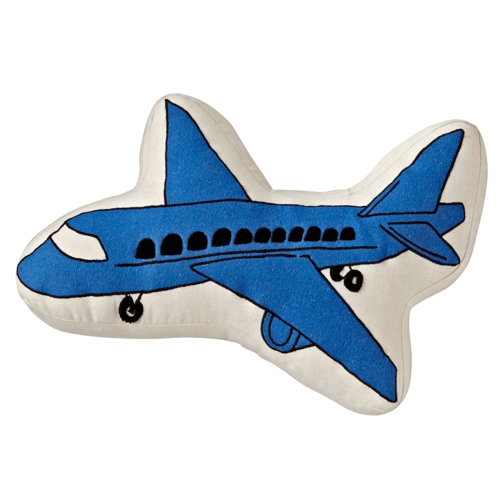 Airplane Throw Pillow