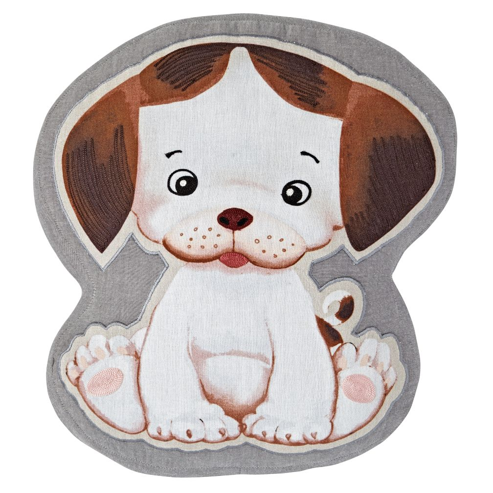 Poky little puppy throw pillow the land of nod