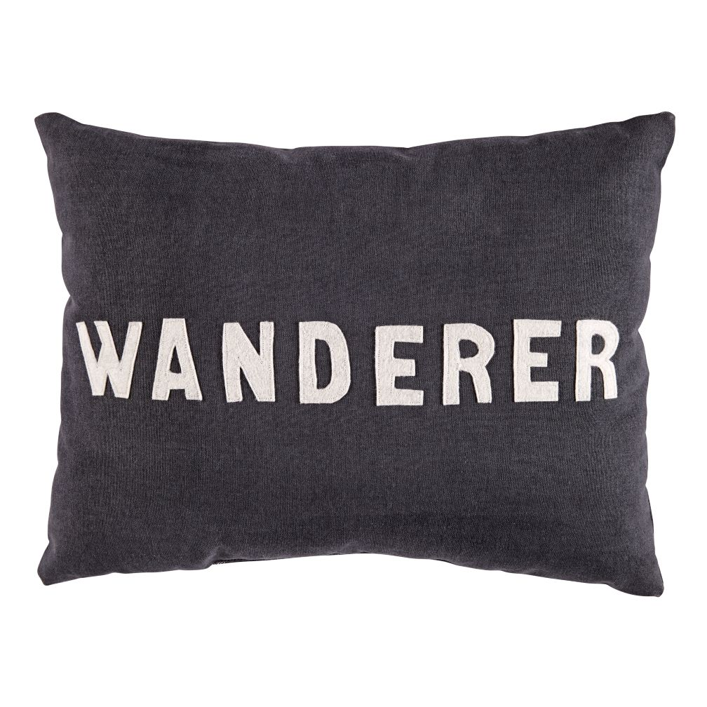 - Wanderer Throw Pillow