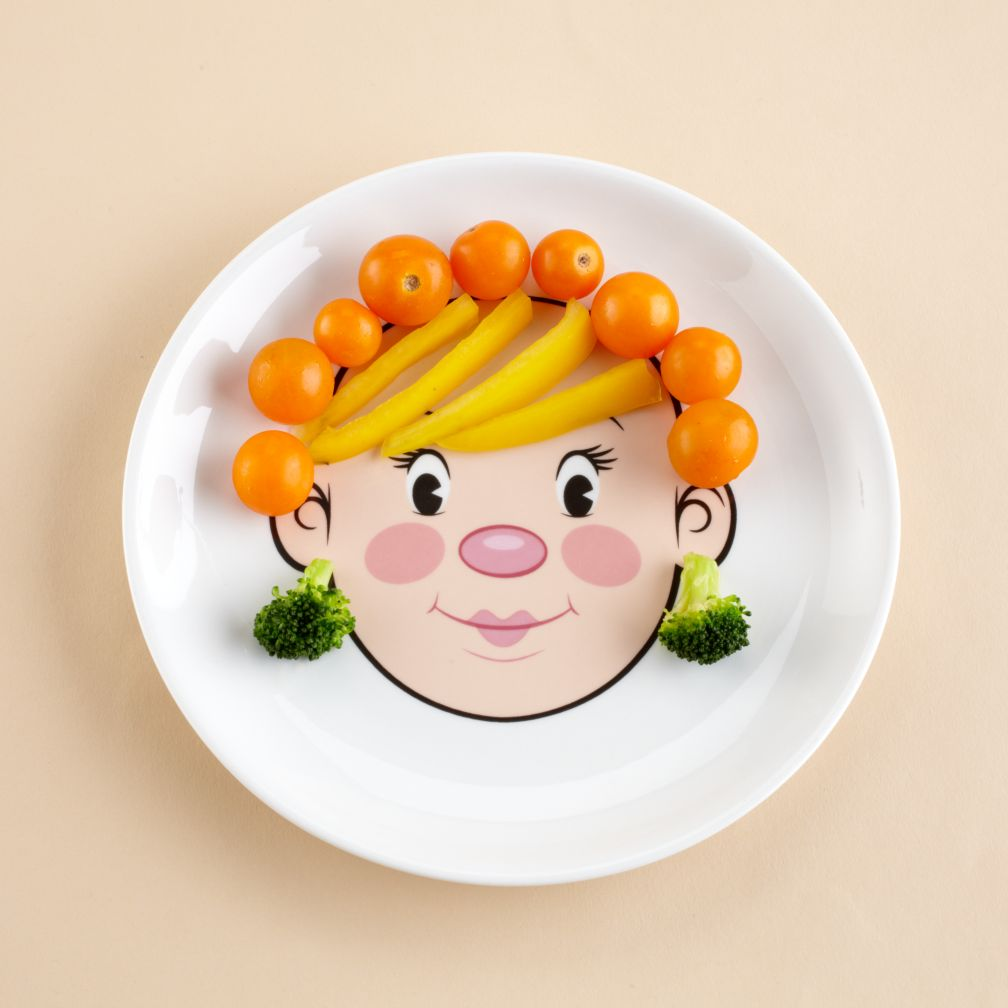Food Face™ Plate